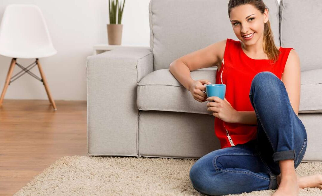 Clean Rugs at Home